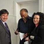 Film Launch Preston Guild - Our Guild Clinton Smith, Christina Cooper and Neil Sayer from PBHG