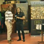 David Knight and Earl Hibbert, Preston Jamaica National Association