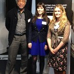 PBHG Chair Clinton Smith with members of UCLan IBAR Lost Children Symposium — at University of Central Lancashire (UCLan).